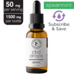 CBD-Drops-1500-Mint-Front-Subscribe