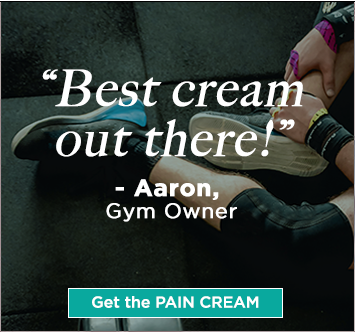 "[Testimonial] ""Best cream out there!"" - Aaron, Gym Owner"